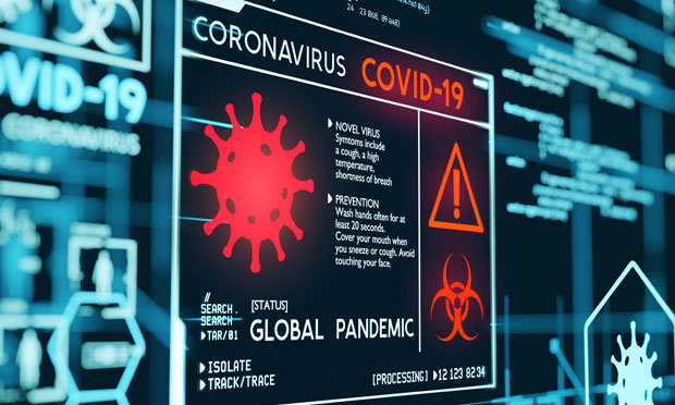 Business Continuity During the COVID-19 Pandemic: Leveraging AI/Machine Learning Contract Review